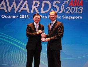 image: Singapore freight forwarding logistics supply chain cargo awards payload Asia