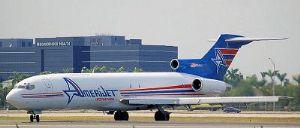 image: air freight, Amerijet International, cargo airline, strike, Fort Lauderdale, Miami, Latin America, Caribbean, International Brotherhood of Teamsters, Pamela Rollins