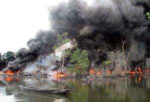 image: Nigeria India BIMCO Intertanko cargo oil tankers Seaman Guard Ohio pirate Niger Delta armed guards