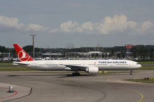 image: Turkish airlines freight strike trade unions ITF