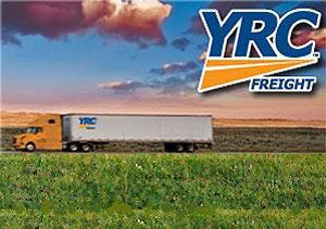 image: US LTL YRC freight road haulage operator trucking union Teamsters
