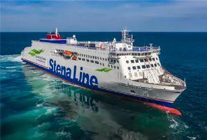 image: Europe Stena Line freight passenger ferry Covid-19 virus Stena P&O