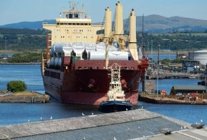 image: Singapore, AAL, Shipping, multipurpose, vessel, heavy lift, break bulk, project,