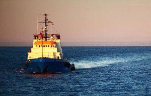 image: Italy US freight vessel Costa Concordia Titan Salvage