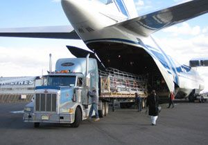 image: France Nigeria India cargo sales air freight logistics