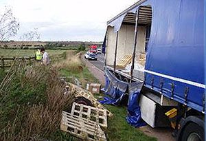 image: TT Club insurers theft cargo road haulage crime supply chain