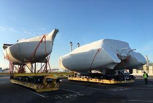 image: Boats freight logistics shipping breakbulk