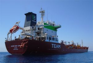 image: Europe Team Tankers port dry cargo shipping logistics Inchcape Shipping Services (ISS)