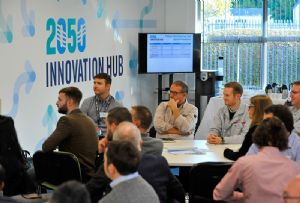 image: UK Port of Tyne PD logistics multimodal 2050 Maritime Innovation Hub technology event