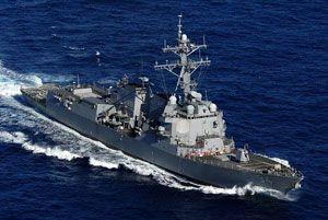 image: US Navy Yemen missile freight merchant shipping USS Nitze Mason Tomahawk missile tanker