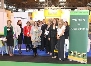 image: UK Multimodal freight logistics NEC Women IFW Lloyds Loading List