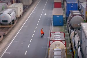 image: Belgium France Port of Antwerp Zeebrugge merger Calais Boulogne RoRo TEU Liquid bulk