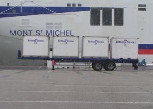 image: UK Liechtenstein Monaco freight road haulage operator transport