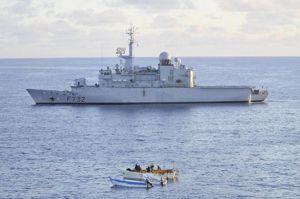 image: Somalia Togo pirate cargo product tanker gasoline