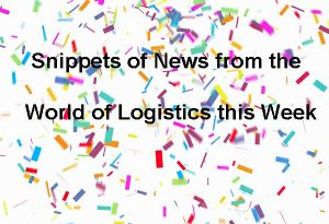 image: UK US snippets shipping logistics container freight ocean ship road haulage world globe transport