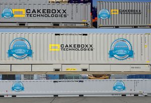 image: US CakeBoxx Technologies shipping container anti-terrorist Homeland security SAFETY Act