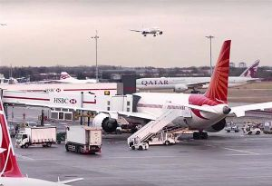 image: UK London Heathrow air cargo shipping freight third runway vote Parliament BIFA