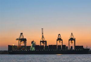 image: Egypt Kuwaiti freight forwarding Agility logistics import export hub Suez Canal