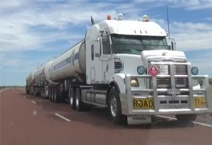 image: Australia trucking road haulage supply chain logistics summit Tachograph Electronic logging driver diary