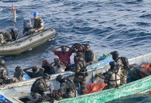 image: Nigeria piracy hijack attack merchant ships Gulf of Guinea