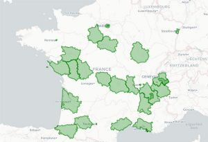 image: France Italy Switzerland road haulage freight drivers air quality ban zone