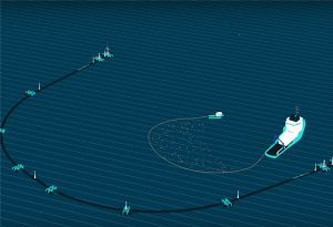 image: Maersk Supply salvage war on plastic Ocean Cleanup pollution