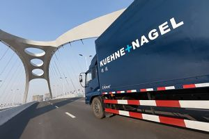 image: Swiss China automotive logistics freight forwarding K+N Sincero