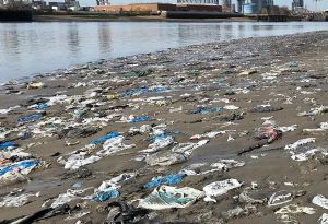 image: UK PD Ports XPO Logistics ocean freight plastic pollution Operation Clean Sweep