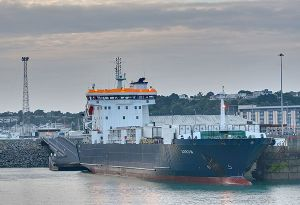 image: UK RMT RoRo ferry freight services Scottish Islands union Serco Seatruck ferries