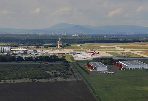 image: Budapest Hungary tourist destination cargo tallies rise air freight development tonnes hub