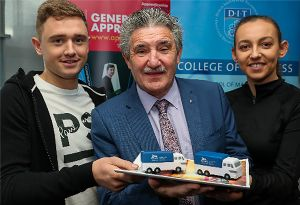 image: Dublin Ireland apprenticeship scheme logistics freight sector Institute of Technology