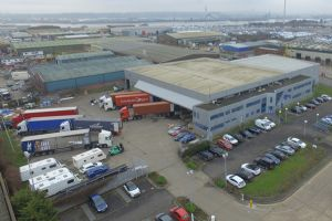 image: Xpediator freight forwarding management logistics acquisition Essex financial results