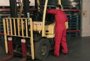 image: UK logistics freight road haulage fork lift truck safety scheduled maintenance AUWED PUWER LOLER CFTS safety
