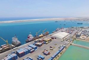 image: DP World Somaliland Port of Berbera logistics quay freight facilities