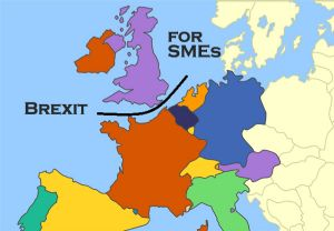 image: UK SMEs Brexit KTF Stone no deal global logistics consultants