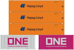image: Hapag Lloyd ONE Alliance container feeder services shipping cooperation shipping lines