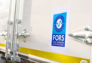image: UK FORS road haulage operators Fleet Operator Recognition Scheme Standard terrorism air quality