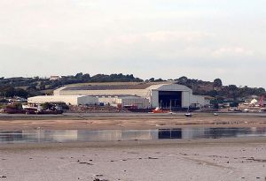 image: UK Appledore shipbuilding Babcock closure P K Harris