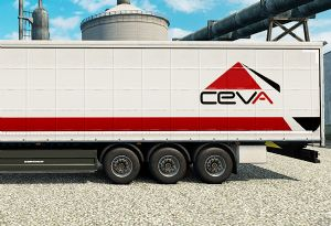 image: Switzerland Netherlands Ceva Logistics Anji automotive freight container shipping financial figures Q3