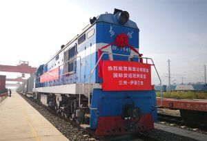 image: Asia Kerry logistics freight multimodal rail road forwarding