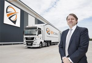 image: UK EmergeVest logistics freight supply chain merge consolidation Allport Cargo Palletforce