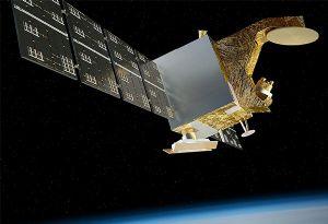 image: UK satellite space freight ports logistics