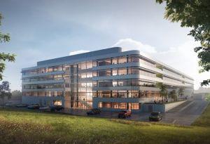 image: Denmark DSV logistics gravel pit expansion freight HQ Copenhagen