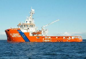 image: Aberdeen UK firefighting emergency response rescues seafaring multi-role ship vessels EERV�s