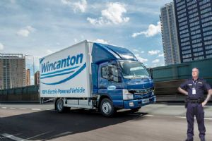 image: UK Wincanton 70 million pound deal Customs Inspections road haulage logistics HMRC