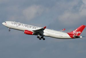 image: UK Israel Virgin Atlantic cargo air freight daily flights