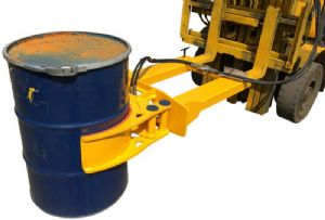 image: UK Welsh Contact Attachments drum materials handling freight lubricants packaging