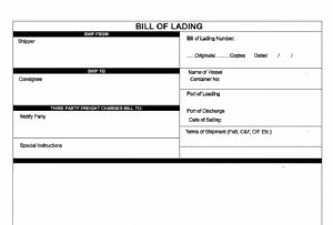 image: UK freight forwarding agents logistics BIFA Bills of Lading original switch dangers