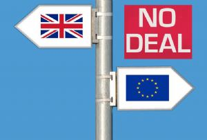 image: UK Brexit government report Implications for Business and Trade of a No Deal Exit RSM importers EORI registration