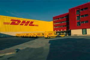 image: Spain Freight Forwarder Logistics Air Cargo Facility DHL Express